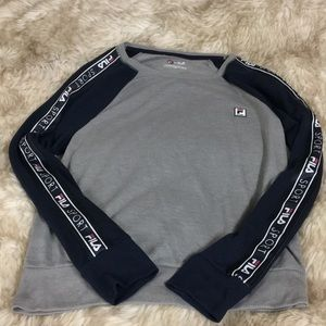 Small Fila sport sweater